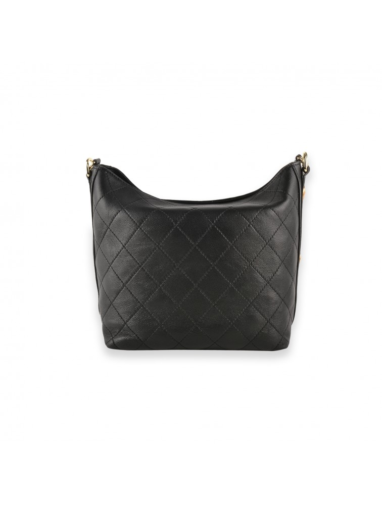 JELLY QUILTED SHOULDER BAG