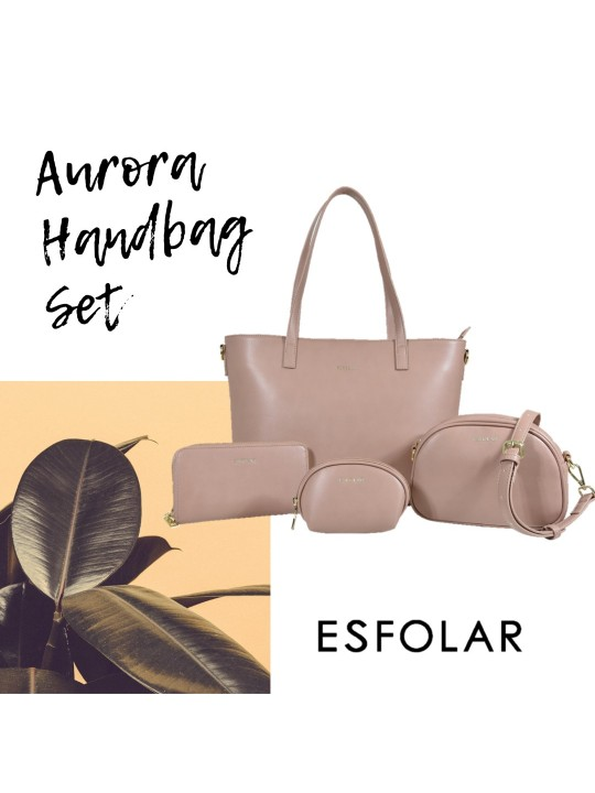 ESFOLAR AURORA BAG SET